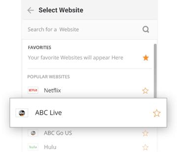 ABC Live VPN