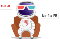 Access American Netflix with VPN