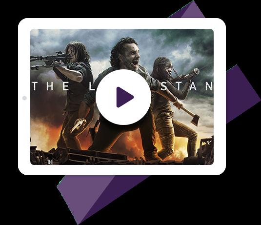 watch The Walking Dead in romania