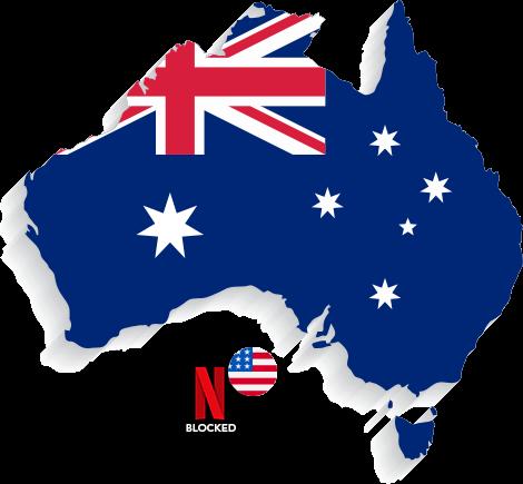 Watch American Netflix in Australia