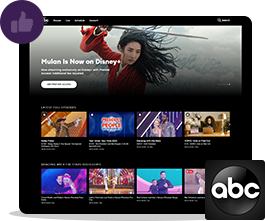 access ABC with vpn