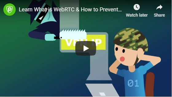 webrtc leak test