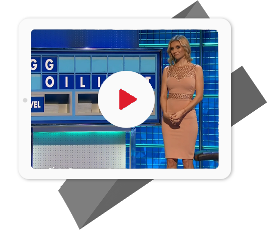 8 Out of 10 Cats Does Countdown with Channel 4 VPN