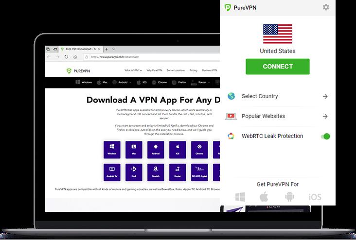 Edge VPN