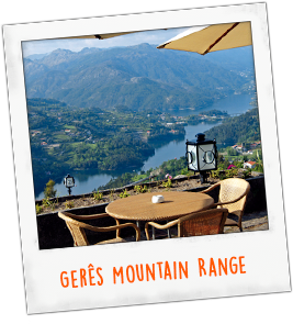 Gerês Mountain Range