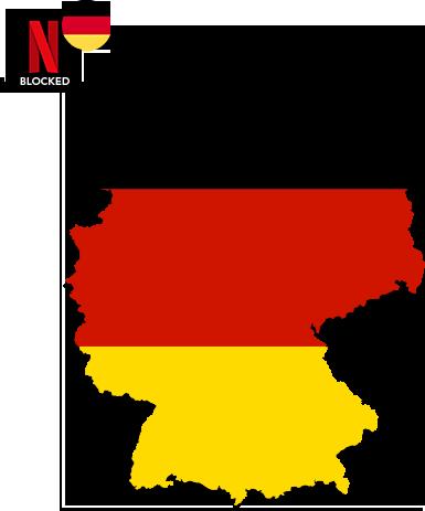 Watch American Netflix in Germany