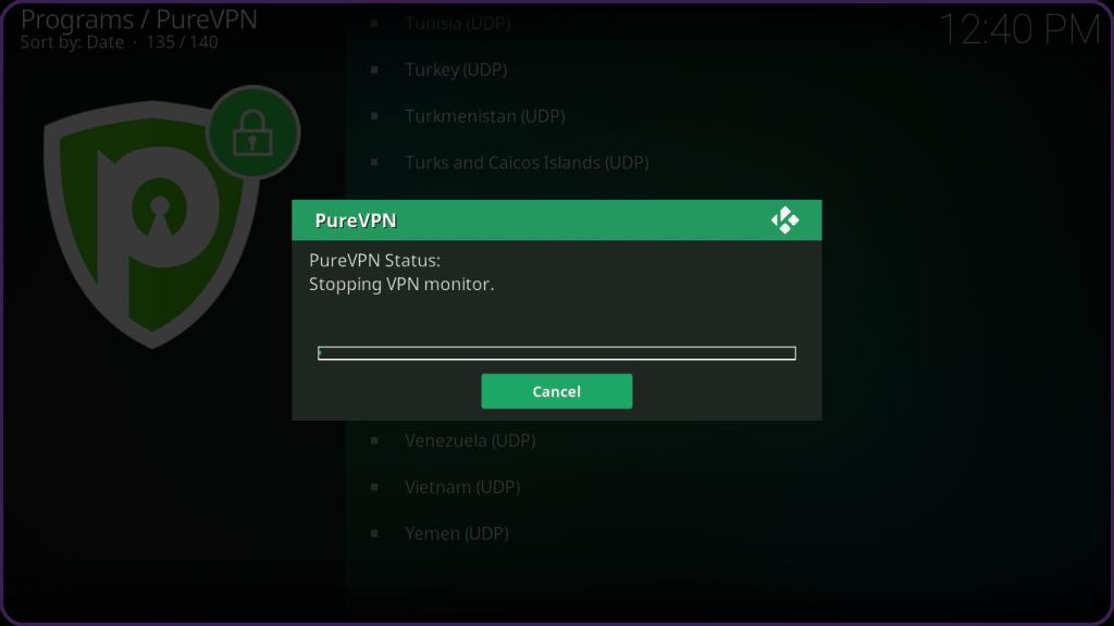 BCC iPlayer TV KodiStep 16