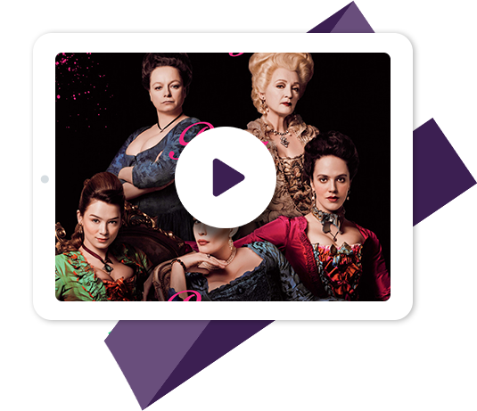 watch harlots online