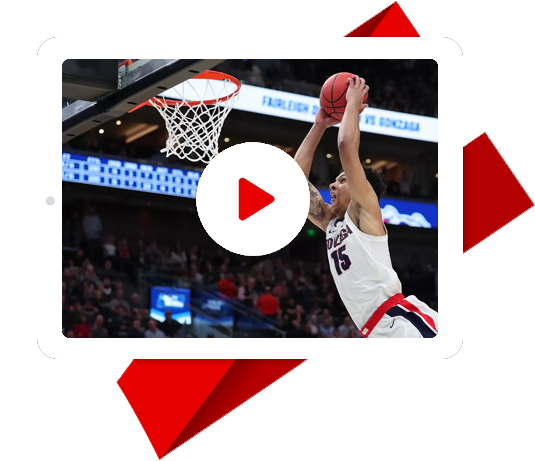 Basketball with Match TV