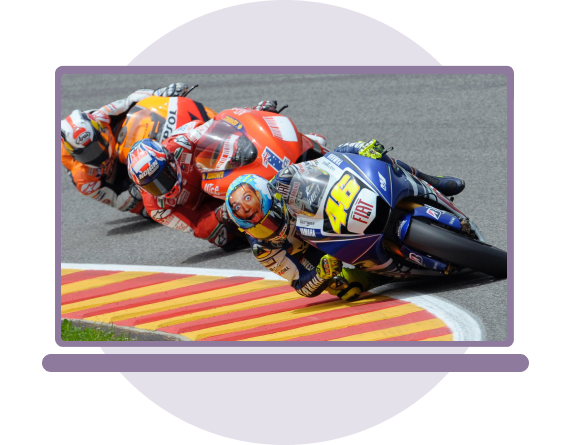 MotoGP with EuroSport VPN