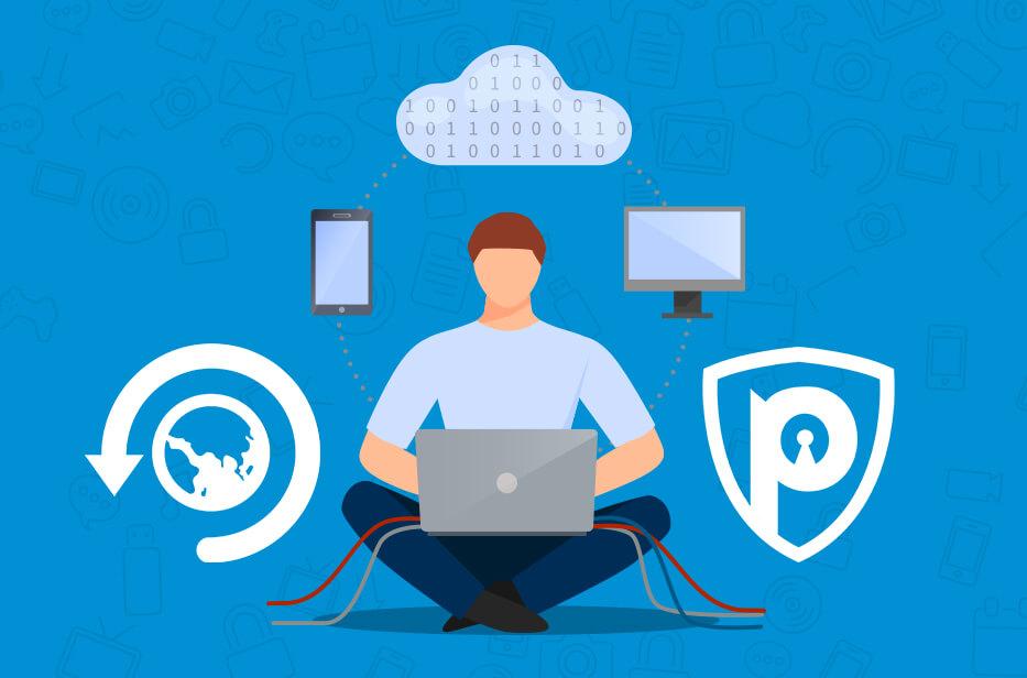 PureVPN supports world backup day