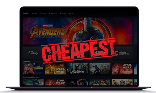 Cheapest Way to Get Disney Plus