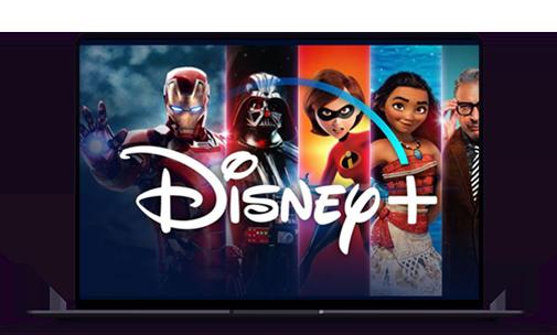 Watch Disney+ in UK