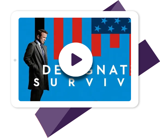 watch Designated Survivor – 2 Seasons in uk