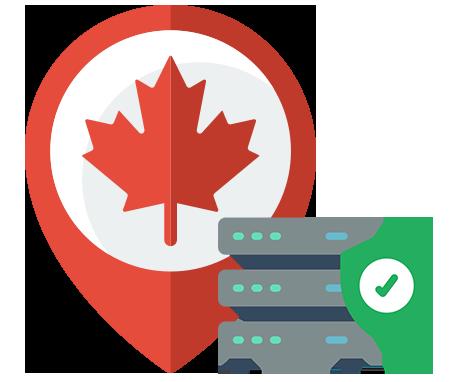 VPN legal in Canada Logo