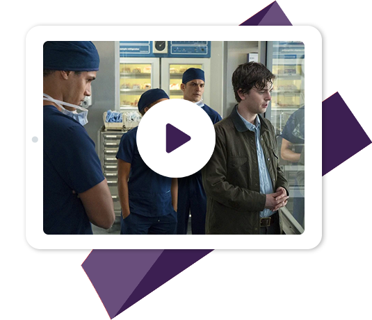 The Good Doctor with ABC VPN
