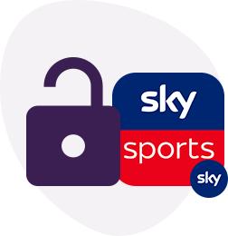 Accéder Sky Sports