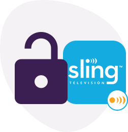 Accéder Sling TV