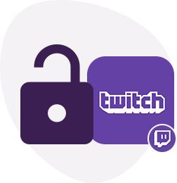 Accéder Twitch