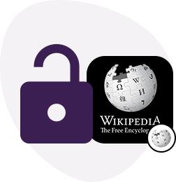 Accéder Wikipedia