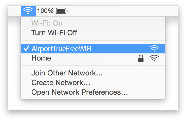 bangkok Airport Wifi Mac