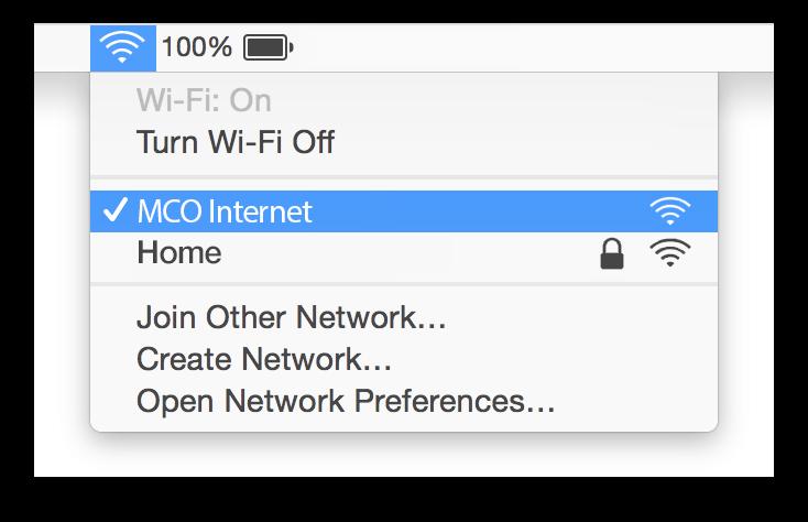 Orlando WiFi Mac