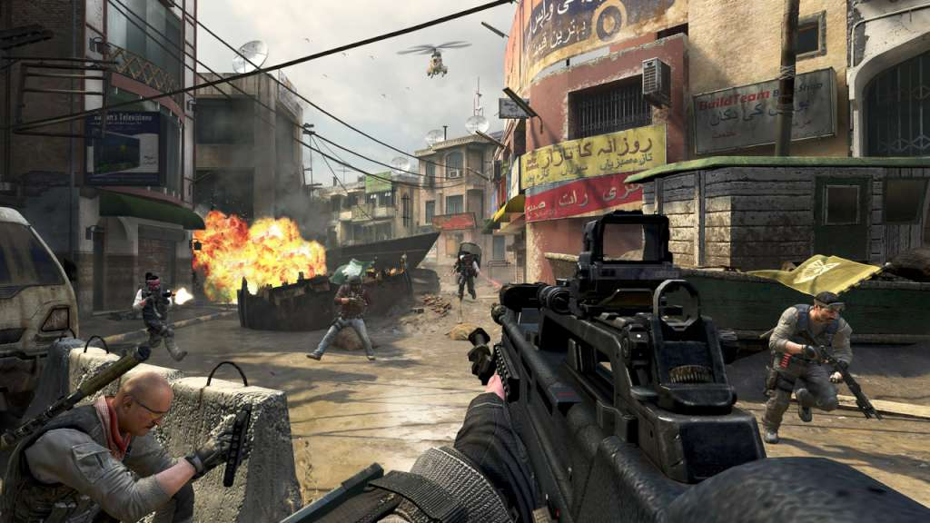 How to Open Ports for Call of Duty: Black Ops II Using Port