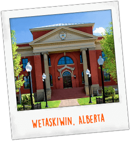 Wetaskiwin, Alberta, Canada