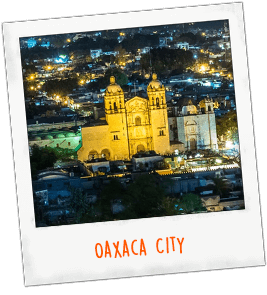 Oaxaca City Mexico