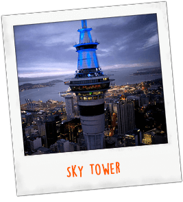 Sky Tower NZ