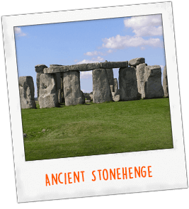 Ancient Stonehenge UK