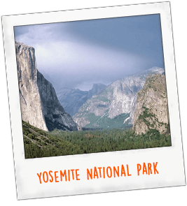 Yosemite National Park USA