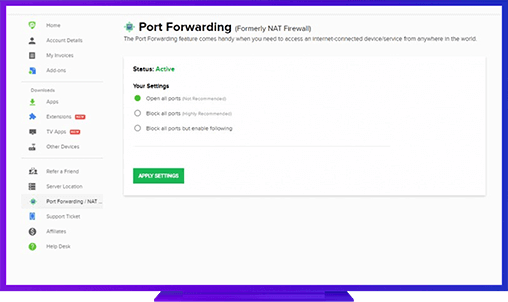 benefits of using borderlands 3 port forwarding