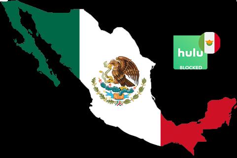 Watch hulu in mexico