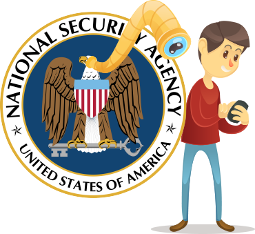 is the nsa spying on me icon image