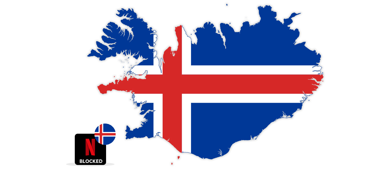 Watch American Netflix in Iceland