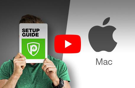 Download PureVPN's Mac VPN Client
