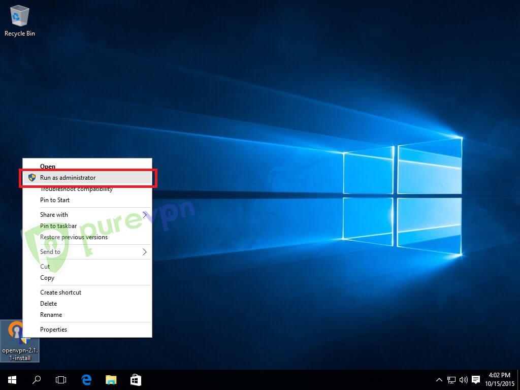 OpenVPN installer